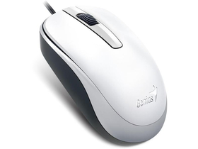 Mouse Genius DX-120 USB, alb