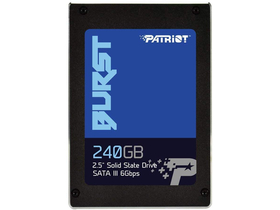 "PATRIOT BURST 240GB SATA3 2,5"" (PBU240GS25SSDR) SSD"
