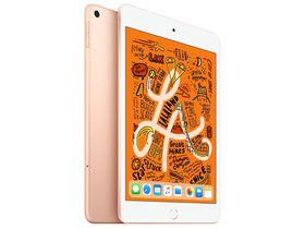 Apple iPad mini (2019) Wi-Fi + Cellular 64GB, auriu