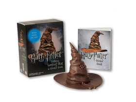 Harry Potter: Talking Sorting Hat & Sticker Book