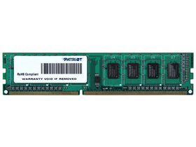 Memorie PATRIOT 4GB/1600MHz DDR-3 Signature Line (PSD34G1600L81)