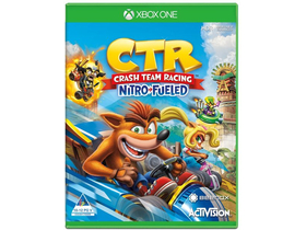 Crash Team Racing Nitro-Fueled Xbox One igra