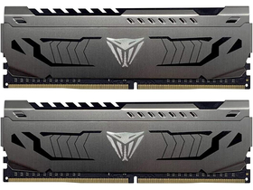 Patriot DDR4 3200MHz 16GB (2x8GB) Viper Steel CL16 1,35V memória