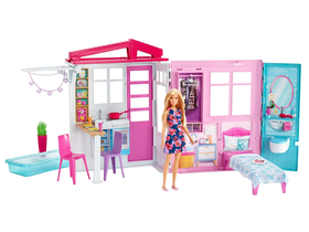 Barbie Beach House (FXG55) игра