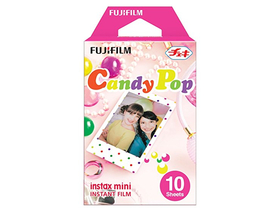 Fuji Colorfilm Instax Mini Candy Pop film, 10 ks