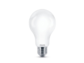 Philips Consumer LED Classic normál gömb izzó, 11.5-100W A67 E27 840 FR ND