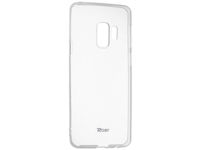 Husa cauciuc / silicon Roar ALL DAY pentru telefon Samsung Galaxy S9 (SM-G960), transparent