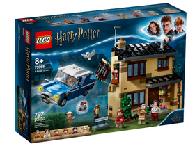 LEGO® Harry Potter™ 75968 Privet Drive 4