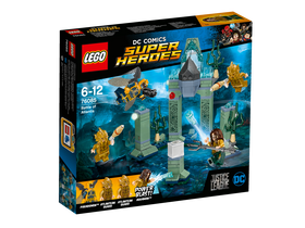 LEGO® Super Heroes Battle of Atlantis 76085