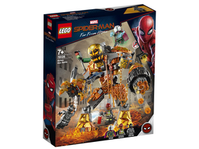 LEGO® Super Heroes 76128 Molten Man Battle