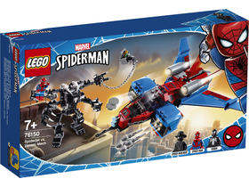 LEGO® Super Heroes - Spiderman jet (76150)