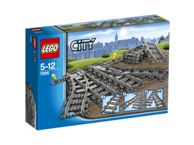 LEGO® City - Switching Tracks (7895)