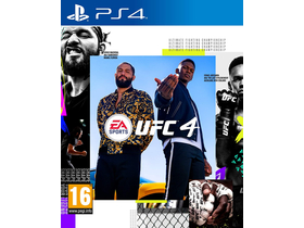 Electronic Arts EA Sports UFC 4 PS4 hra