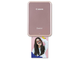CANON Zoemini Photo Printer PV-123, rózsaarany