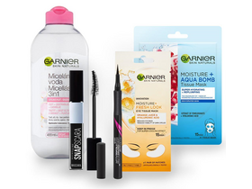 Garnier & Maybelline Everyday essentials termékcsomag