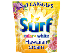 Capsula duo Surf Hawaiian Dream, 42 bucati