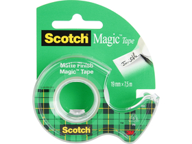 Scotch 19mm x 7,5m Magic Tape ljepljiva traka, blist