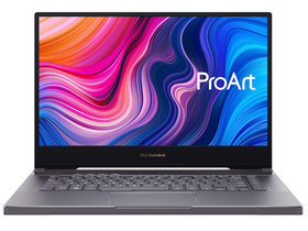Asus ProArt StudioBook Pro W500G5T-HC004T notebook, HUN, šedý + Windows10
