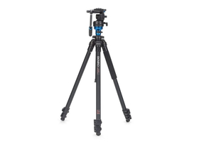 Benro A1573FS2 video tripod, set