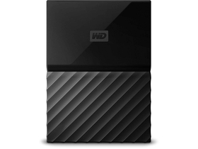 "Hard disk extern  WD My Passport 2,5"" 2TB USB3.0, negru (WDBS4B0020BBKWESN)"