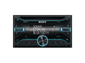 Player auto Sony WX920BT 2 DIN Bluetooth CD/USB/AUX