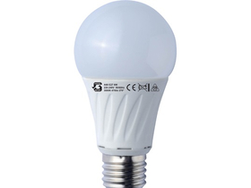 Global A60 6W E27 LED-Lampe (220-240V, 50/60Hz 3000K)