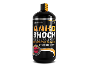BioTech USA AAKG Shock Extreme, 1 000 ml