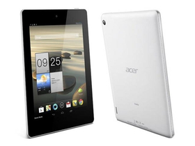 "Acer Iconia Tab B1-710  (NT.L1VEE.001) MTK8317 DC 1,2GHz 1GB 16GB 7"" + Android 4.2, bijeli"