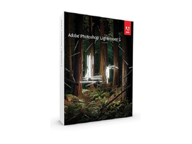 Adobe Lightroom 5 software EU MLP Box Full, limba engleză
