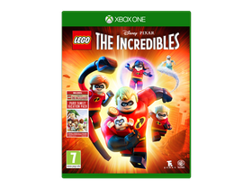 LEGO The Incredibles Xbox One játékszoftver