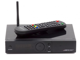 Alcor Wizard Conax DVB-T Android set-top-box i media player