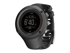 Suunto Ambit 3 Run GPS HR sat sa monitorom pulsa + remen, crni