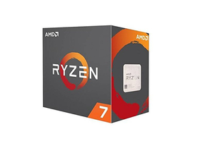 AMD Ryzen 7 1700X Socket AM4 box processzor (YD170XBCAEWOF)