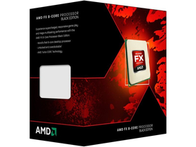 AMD AM3+ FX-8320 - 3,50GHz BOX processzor