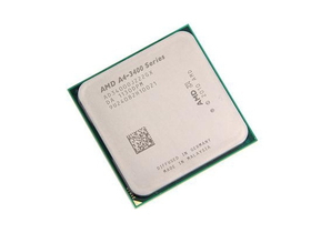 AMD FM1 A4-Series A4 X2 3400 BOX procesor