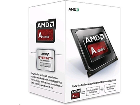 AMD X4 A10 6790K (4000Mhz, 4MB, 32nm, 100W, FM2 Richland) procesor BOX New