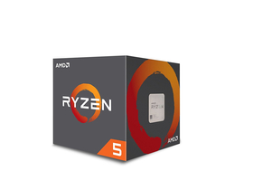 AMD Ryzen 5 1500X Socket AM4 box processzor (YD150XBBAEBOX)