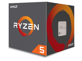 AMD Ryzen 5 2600X AM4 3,6GHz BOX procesor