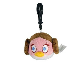 Clip rucsac Angry Birds Star Wars, Leia
