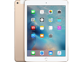 Apple iPad Air 2 Wi-Fi + Cellular 128GB, zlatá farba (mh1g2hc/a)