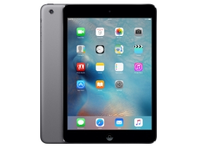 Apple Retina iPad mini Wi-Fi 32GB, astro-sivý (me277hc/a)
