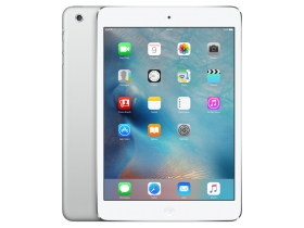 Apple Retina iPad mini Wi-Fi 32GB, ezüst (me280hc/a)