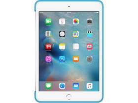 Apple iPad mini 4 szilikontok, kék (mld32zm/a)