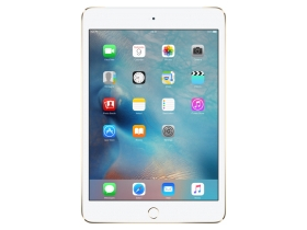 Apple iPad mini 4 Wi-Fi + Cellular 128GB, arany (mk782hc/a)