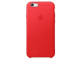 Toc piele Apple iPhone 6s Plus  (PRODUCT) RED  (mkxg2zm/a)