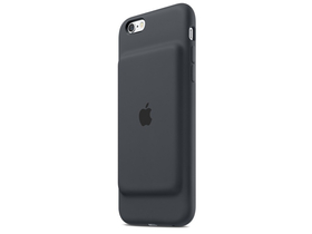 Apple iPhone 6s Smart Battery Case, charcoal gray