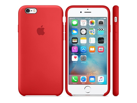 Toc silicon Apple iPhone 6s  (PRODUCT) RED (mky32zm/a)