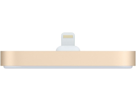 Apple iPhone Lightning dock, Gold (ml8k2zm/a)