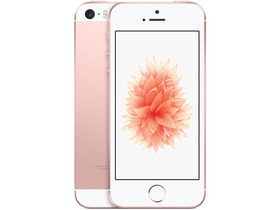 Apple iPhone SE 64GB, gold rose