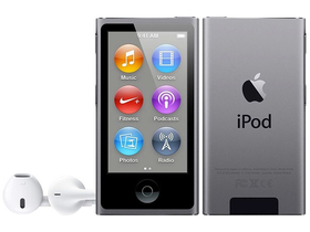 Apple iPod nano, space gray (mkn52hc/a)